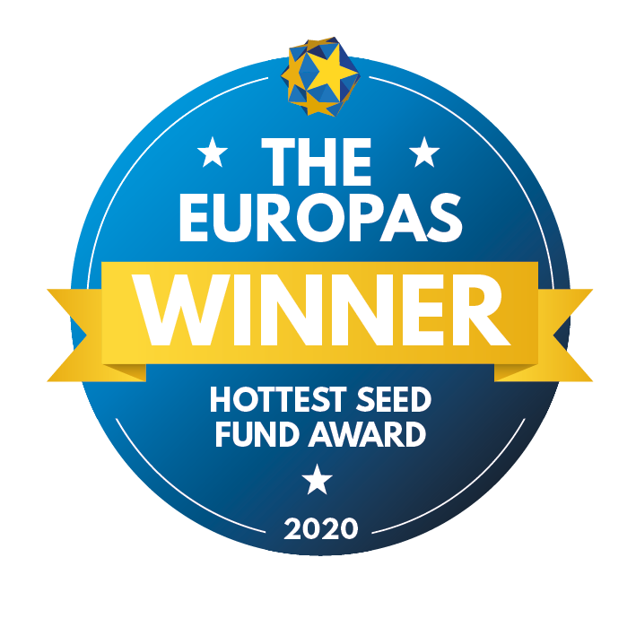 Hottest Seed Fund - The Europas